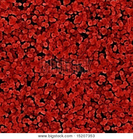 red blood texture background