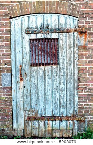 historic stable door