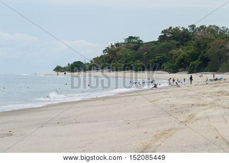 Latin Beach Fun