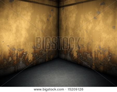 An image of a nice room with a corner