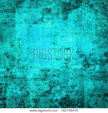 abstract colored scratched grunge background - blue and gray
