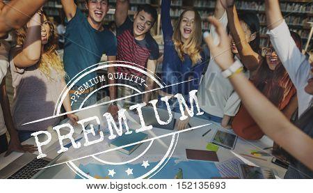 People Diversity Premium Exclusive Concept