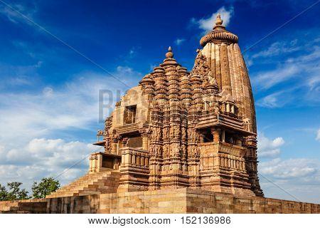 Vaman Temple, Khajuraho, Madhya Pradesh, India