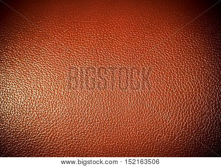 brown leatherette Surface texture as background grung texture