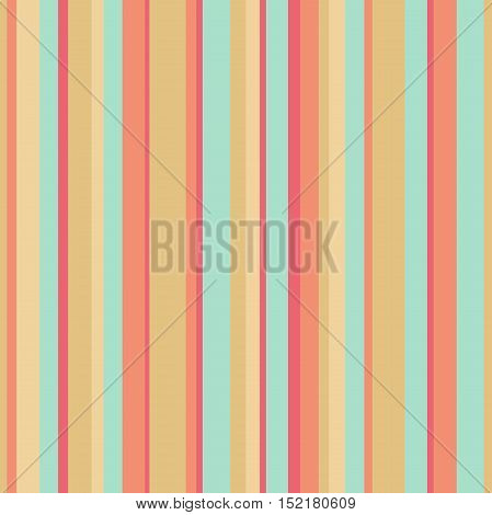 Abstract wallpaper with vertical colorful strips. Seamless colorful background