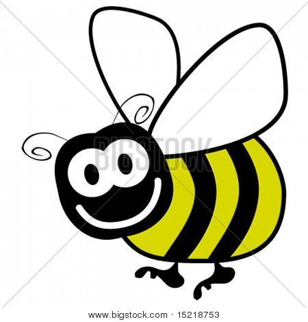 Bumble bee vector.