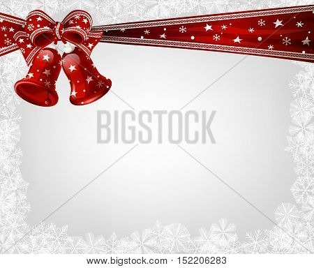Christmas Bells And Bow