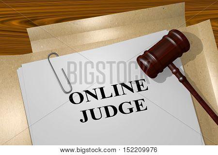 Online Judge Concept