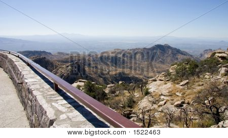 Mount Lemmon Highway