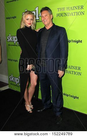 LOS ANGELES - OCT 15:  Guest, Jeff Franklin at the Skip1 Night Event at Loews Hollywood on October 15, 2016 in Los Angeles, CA