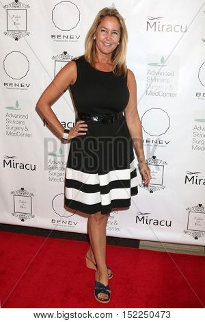 LOS ANGELES - OCT 15:  Erin Murphy at the BENEV Skincare Event at the Advanced Skincare MedCenter on October 15, 2016 in Los Angeles, CA
