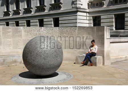 Terrorist Attack Memorial
