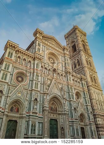 Basilica In Florence