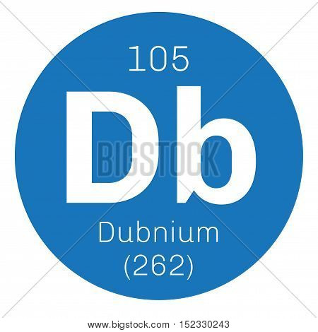 Dubnium Chemical Element