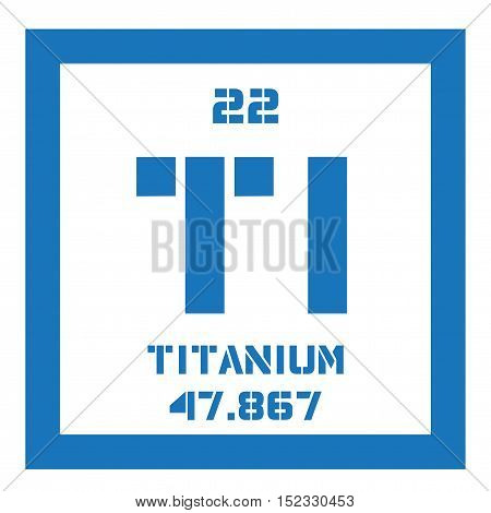 Titanium Chemical Element