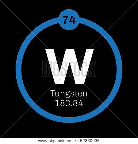 Tungsten Chemical Element