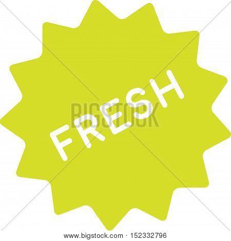 Fresh Badge Simple