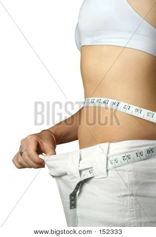 Girl Loss Weight