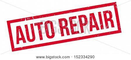 Auto Repair Rubber Stamp