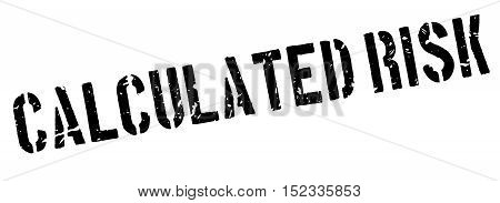 Calculated Risk Rubber Stamp