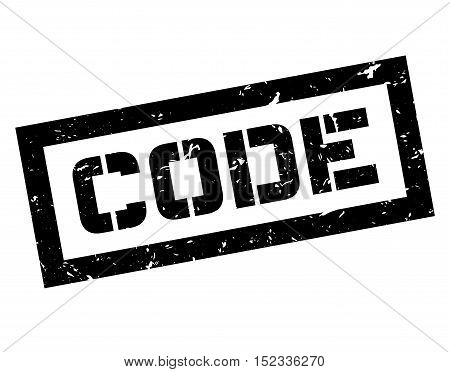 Code Rubber Stamp