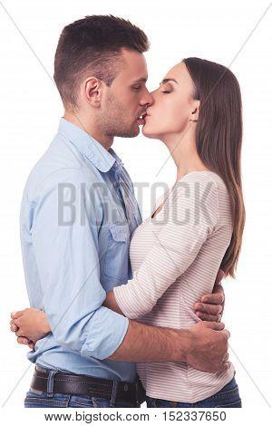 Beautiful Young Couple