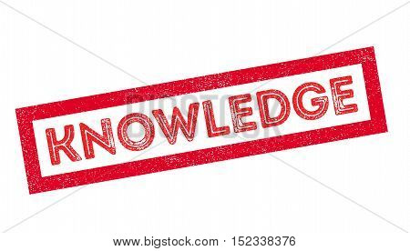 Knowledge Rubber Stamp