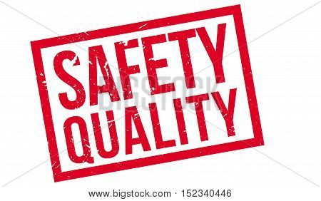 Safety Quality Rubber Stamp
