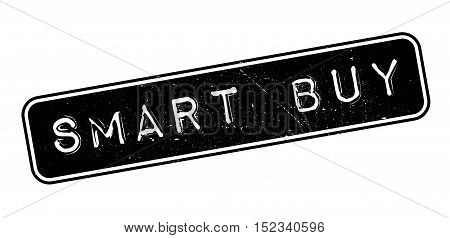 Smart Buy Rubber Stamp