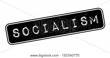 Socialism Rubber Stamp