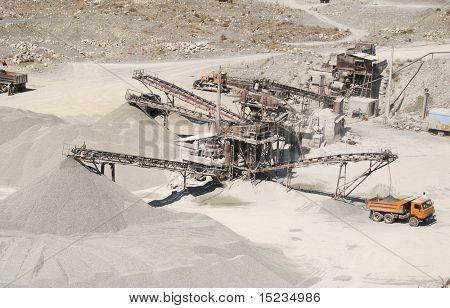 sand-pit