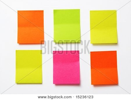 pegatinas de color