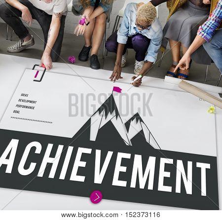 Achievement Performance Goal Success Concept