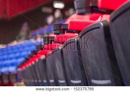 Seats In The Theatre.