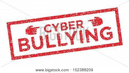 Cyber Bullying Graphic