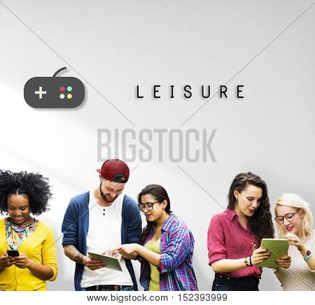 Leisure Game Playful Enjoyment Concept