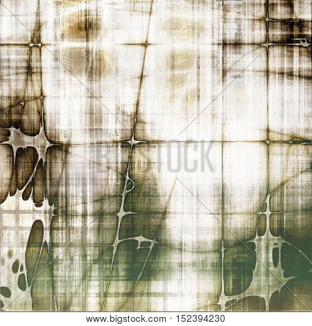 Retro texture, shabby and ragged background in grunge style. With different color patterns: yellow (beige); brown; gray; green; black; white