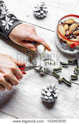 Cookie Cutters Handmade Cookie