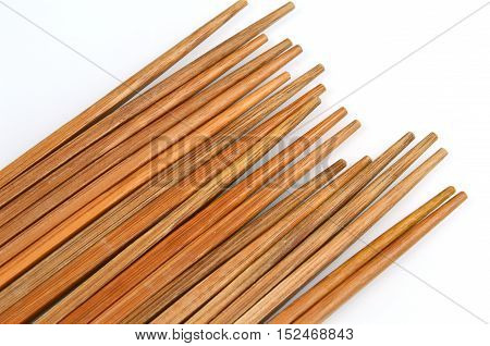 Cheap chopsticks may be toxic. The dangers of mold in cheap wooden chopsticks.