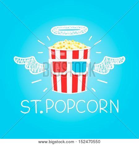 Popcorn concept