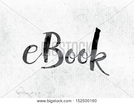 Ebook Concept Painted In Ink