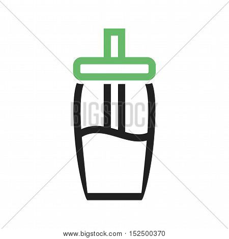 Sugar, bottle, white icon vector image. Can also be used for coffee shop. Suitable for use on web apps, mobile apps and print media