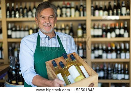 Wine Shop Owner
