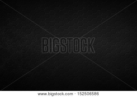 set 9. hexagon background with real texture. 3d illustration.