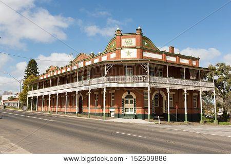 Historic Star Lodge Narrandera