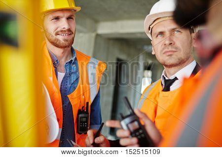 Conversation of inspectors