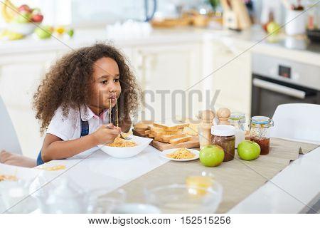 Really hungry