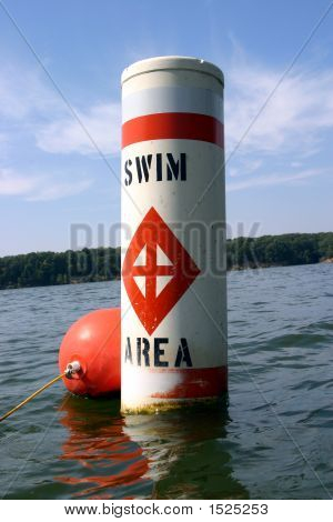 Swim Buoy Single