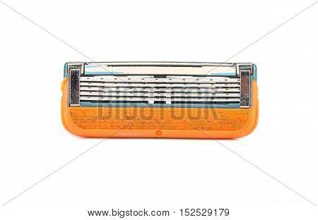 Used Razor Cartridge
