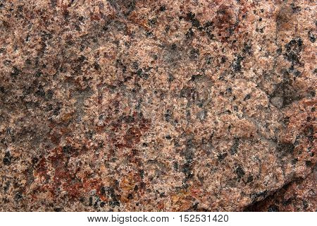 Natural Stones Texture As Surface Background